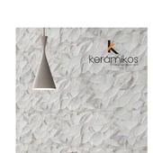 Complementa tu espacio de trabajo con CERÁMICA FOGLIE DECO Su textura y tonalidad crea la sutileza y elegancia en tus espacios preferidos.  #Keramikos #ceramica #porcelanato #diseñohogar #abril #espacioselegantes #casamoderna #estiloydecoracion #diseño #diseñointerior