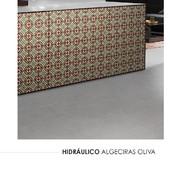 🏡 Tu espacio favorito puede lucir asi de hermoso y elegante👆 Pregunta por nuestra cerámica HIDRÁULICO ALGECIRAS OLIVA TERRACOTA. . #Keramikos #ceramica #porcelanato #diseñohogar #abril #espacioselegantes #casamoderna #estiloydecoracion #diseño #diseñointerior