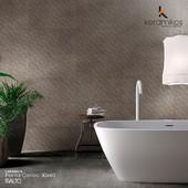 Versatilidad en tu ambiente de descanso. Conoce nuestra Cerámica Penta Cenizo, sus propiedades de resistencia, facilidad de limpieza y mantenimiento la convierte en la mejor opción para revestir las paredes de tu baño.  #keramikos #Ecuador #DetallesQueHablanDeTi #decoracionhogar #decoratuhogar #diseñohogar #hogaresconencanto #decoraciónBaño
