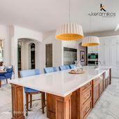 Al decorar con Granito Blanco Hielo, obtienes colores inalterables que perduran en el tiempo y un producto exclusivo resistente a las manchas.  #keramikos #Ecuador #DetallesQueHablanDeTi #decoracionhogar #decoratuhogar #diseñohogar #hogaresconencanto #decoracióndeinteriores #granito