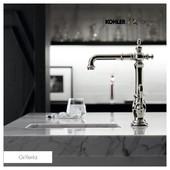 El complemento perfecto para un baño elegante es una grifería en tendencia. #Kohler es la máxima expresión.