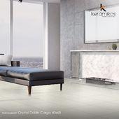 Tus espacios son más luminosos con Porcelanato Crystal. Su formato grande brinda una perspectiva amplia y elegante en cada espacio. Úsalo en tus ambientes sociales.  #keramikos #Ecuador #DetallesQueHablanDeTi #decoracionhogar #decoratuhogar #diseñohogar #hogaresconencanto #decoracióndeinteriores