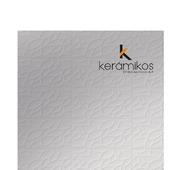 CERÁMICA: Foglie 👆 Dale un toque de luz y elegancia a tus paredes con cerámica en tonos claros. . #Keramikos #ceramica #porcelanato #diseñohogar #abril #espacioselegantes #casamoderna #estiloydecoracion #diseño #diseñointerior