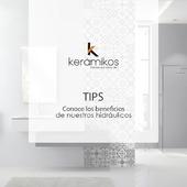 👉 Desliza la imagen y conoce los beneficios de revestir tu pared o piso con cerámicas hidráulicas. 💬 Coméntanos si te gusto el TIP . . #Keramikos #ceramica #porcelanato #diseñohogar #abril #espacioselegantes #casamoderna #estiloydecoracion #diseño #diseñointerior